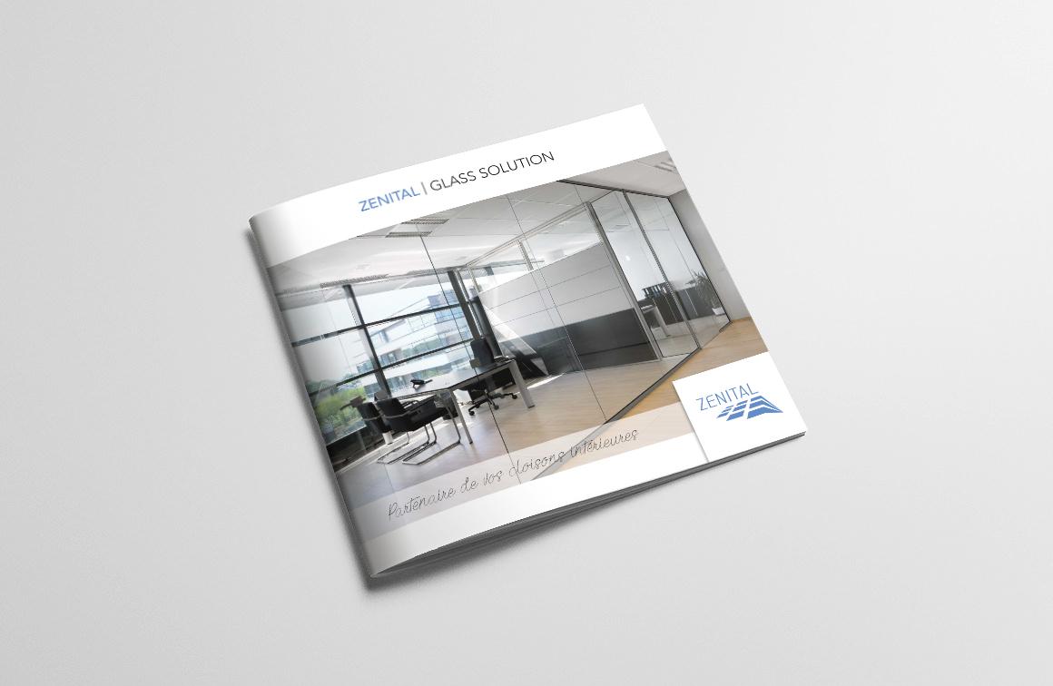 brochure architecture intérieure