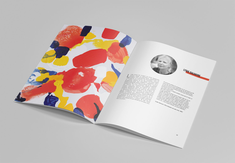 brochure Caroline Coppey